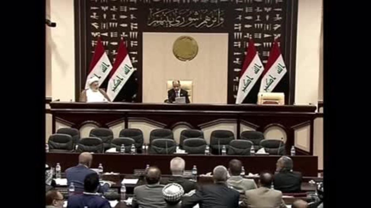 Iraq: Parliament dismisses pro-Kurdish referendum Governor of Kirkuk