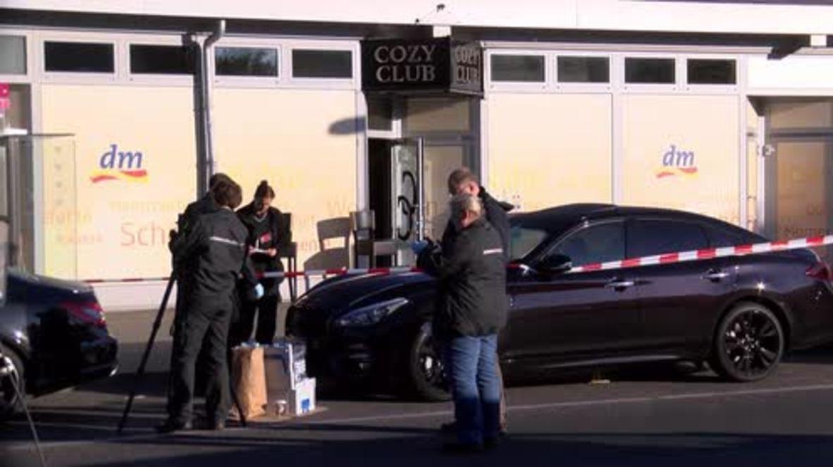 Germany: Police cordon off Berlin nightclub after shooting