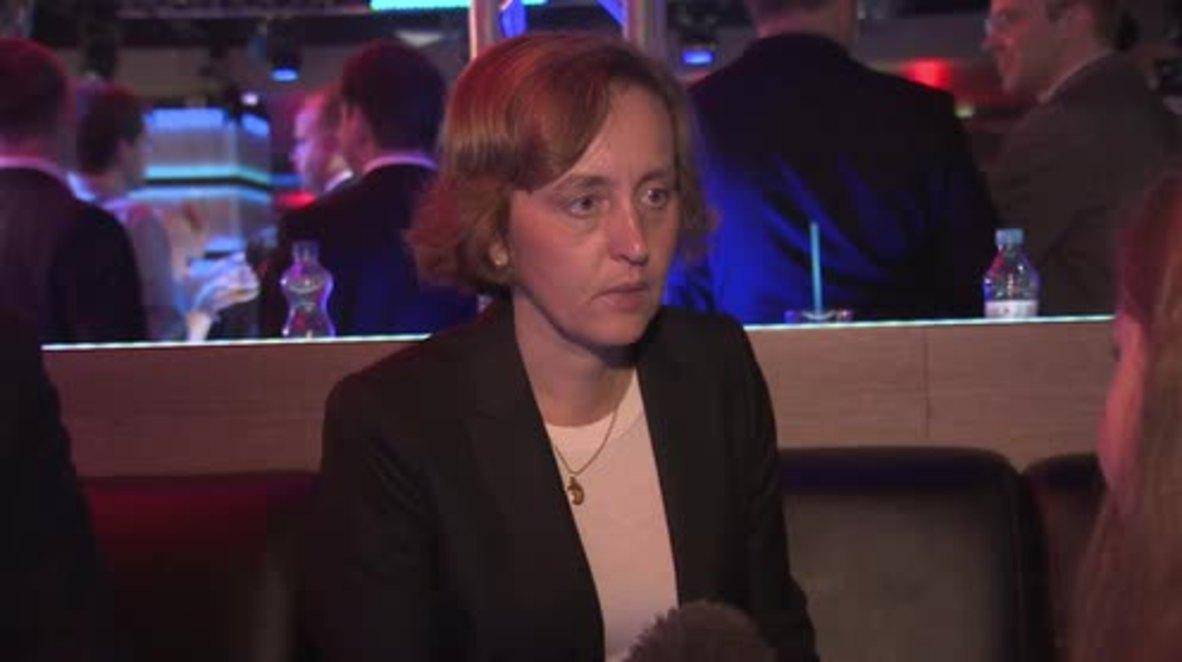 Germany: Election result not a 'huge surprise' - AfD's Beatrix von Storch