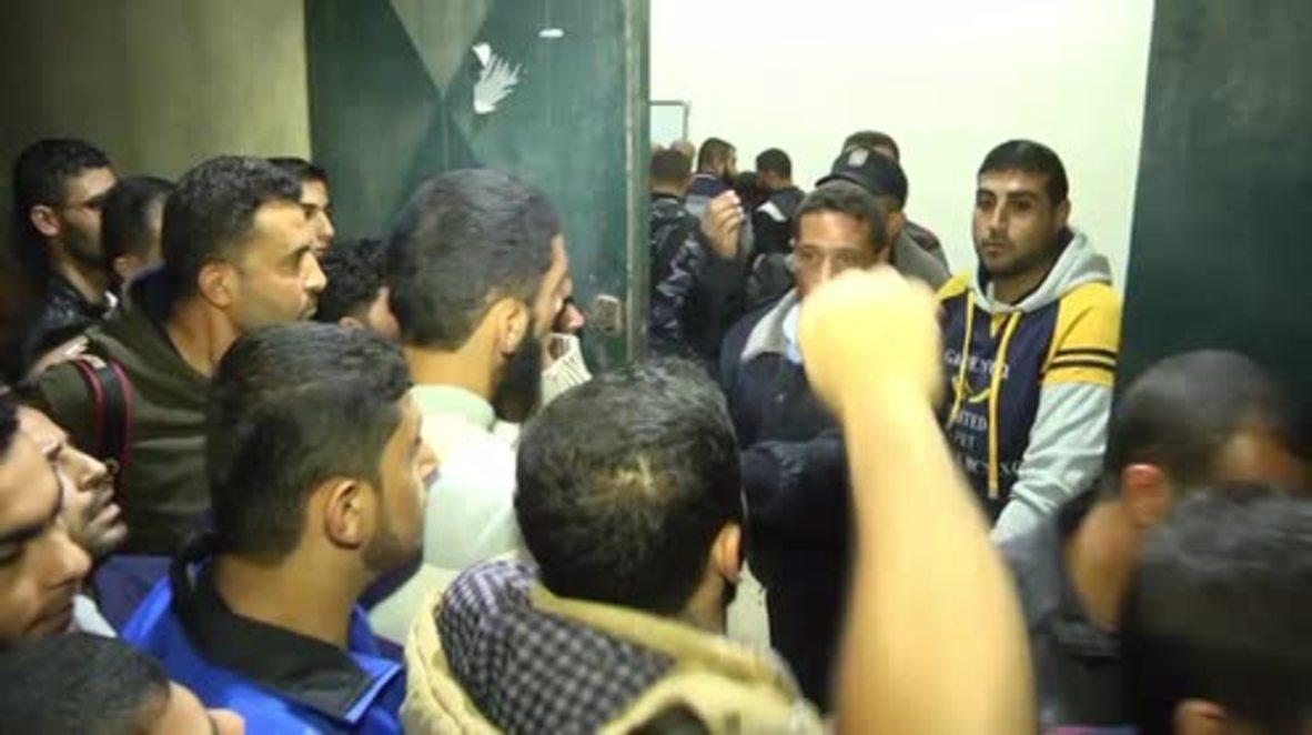 State of Palestine: 8 Palestinians killed in Israeli airstrike near Khan Younis