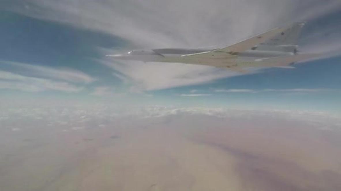 Syria: Russian Tu-22M3 bombers strike IS targets in Deir ez-Zor