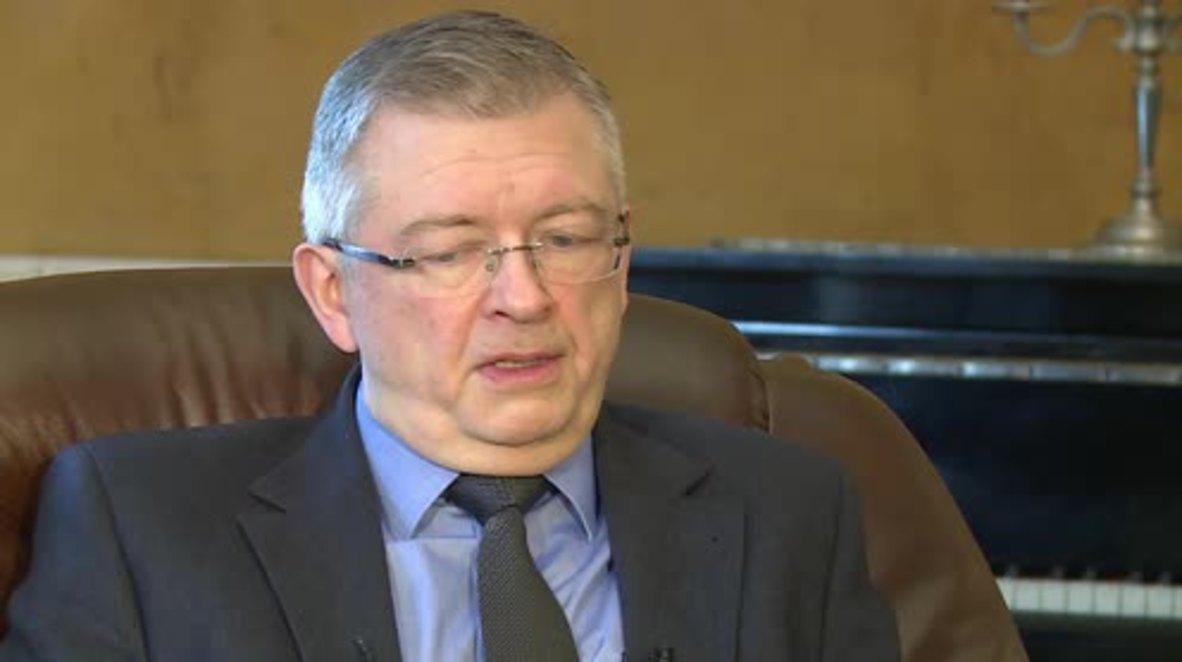 Poland: Removing of Soviet war memorials lacks 'normal human decency' – Russian ambassador *EXCLUSIVE*