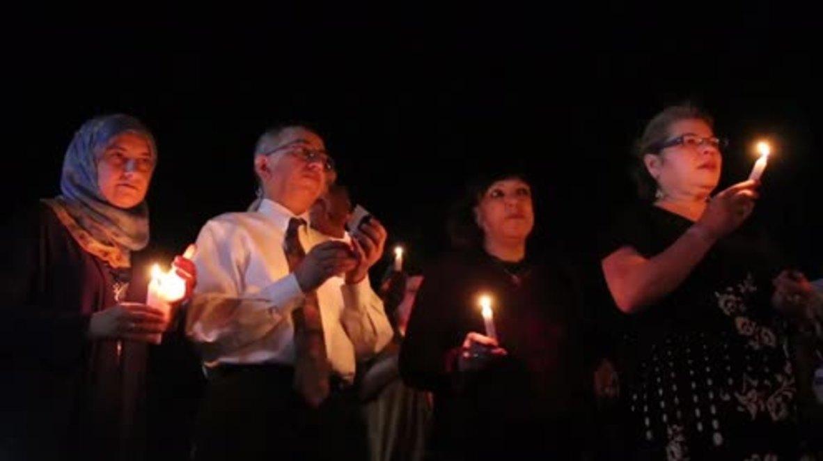 USA: San Antonio Muslims pay tribute to Texas church shooting victims
