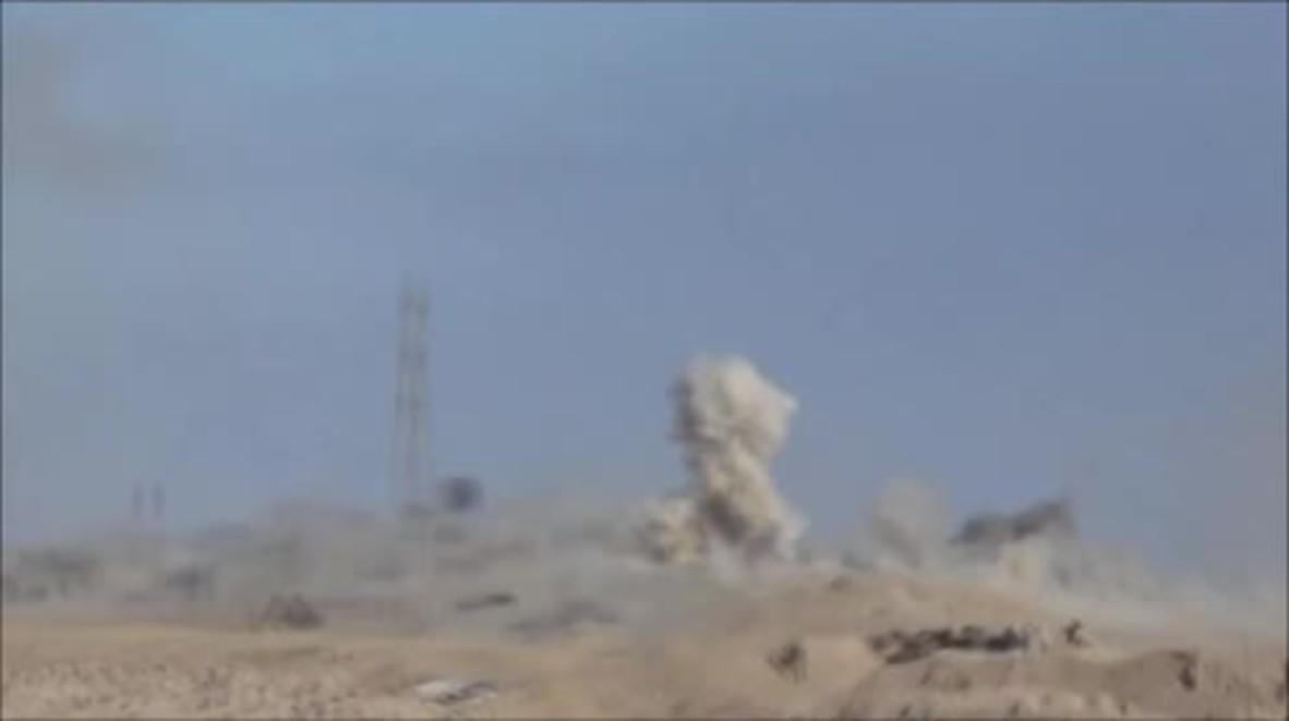 Syria: SAA begins advance towards Iraqi border