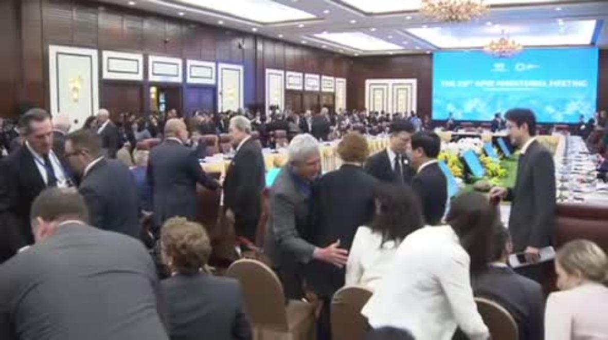 Vietnam: Putin ready to meet with Trump in Da Nang, Lavrov confirms