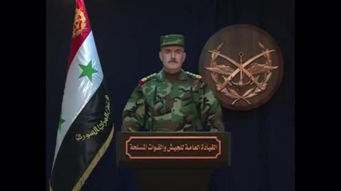 Syria: SAA recaptures last IS stronghold Abu Kamal