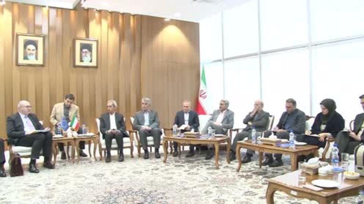 Iran: EU, Tehran defy US sanctions with agricultural MoU