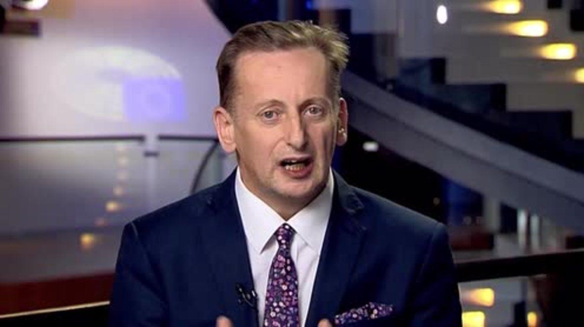 Belgium/UK: 'Very, very dangerous' - UK politicians on US' RT America decision