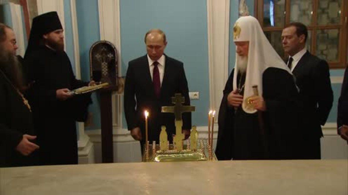Russia: Putin backs proposal for Ukraine prisoner exchange