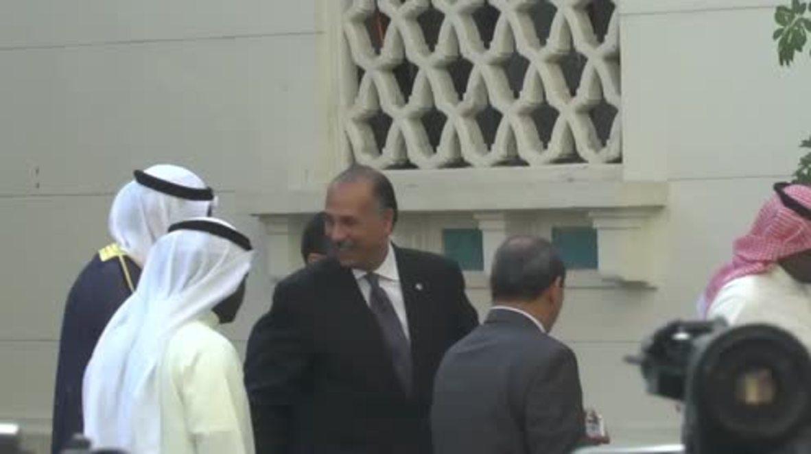 Egypt: Iran under fire at emergency Arab League meeting