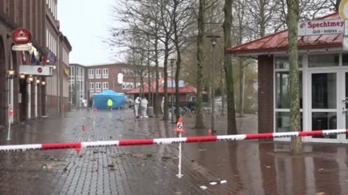 Germany: Six injured as car ploughs into nightclub crowd