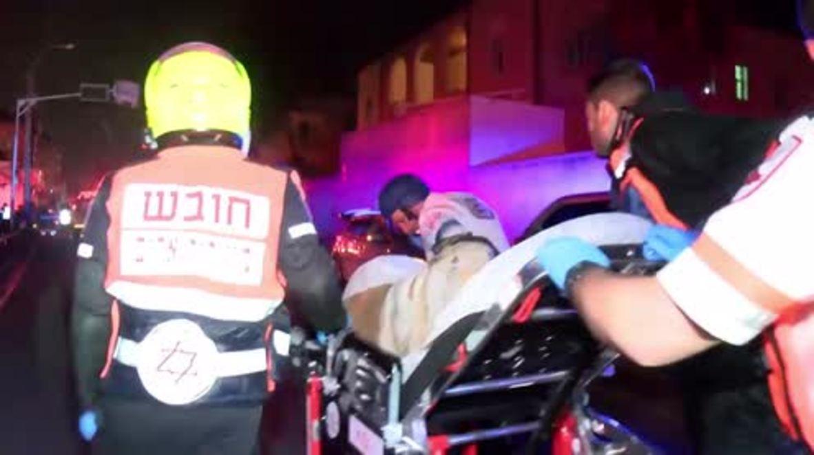 Israel: At least 5 injured as series of explosions hit Jaffa