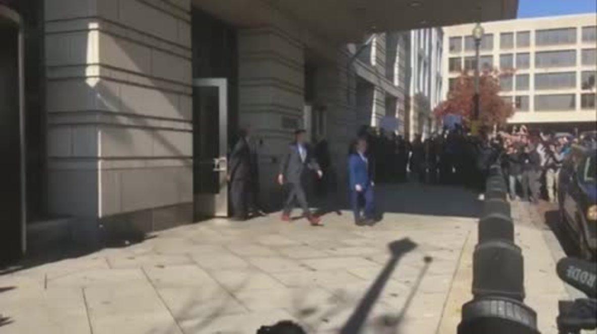 EE. UU.: Exasesor de Trump se declara culpable de mentir al FBI.