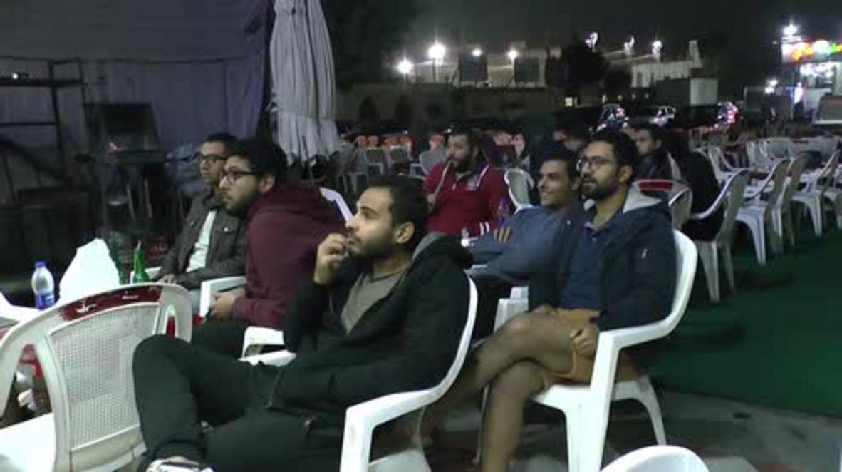 Egipto: Aficionados de El Cairo se muestran optimistas tras el sorteo de la fase grupos