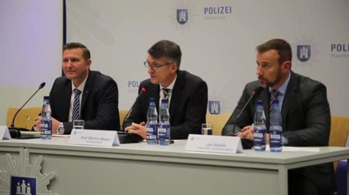 Germany: Police conduct 'Black Bloc' raids following Hamburg G20 protests