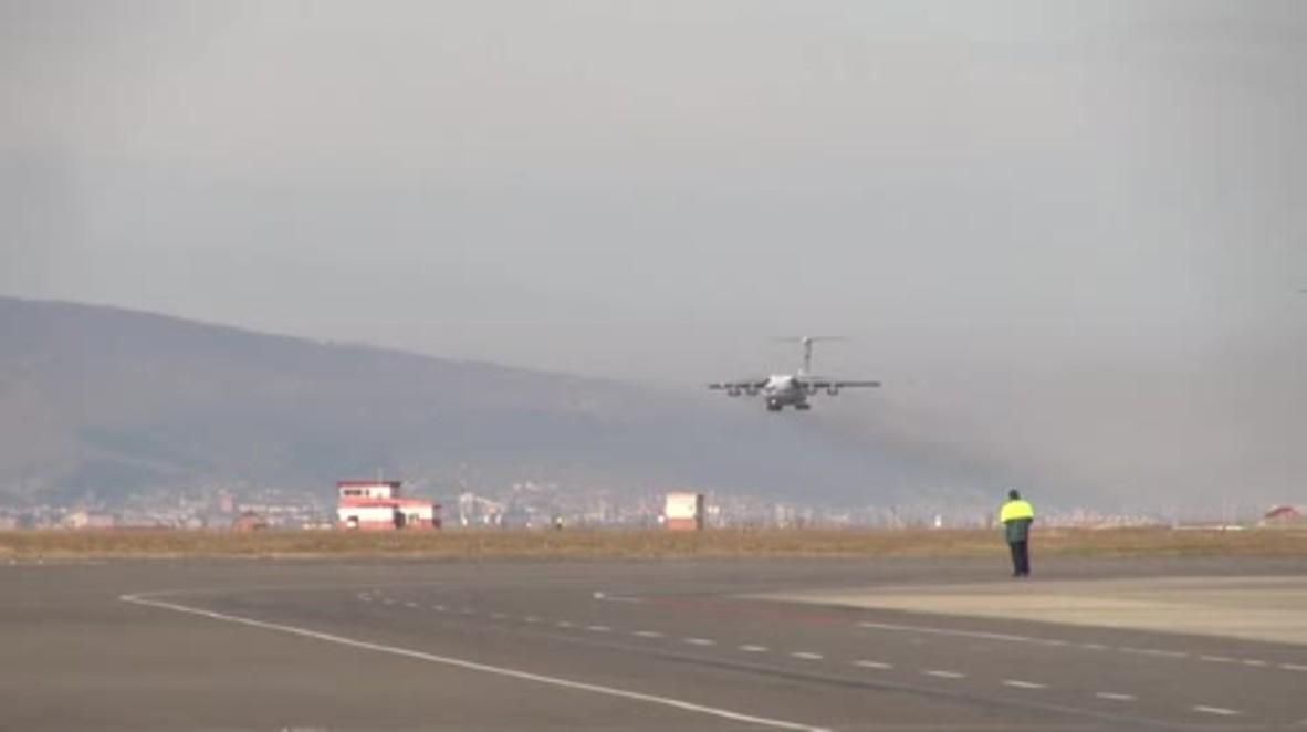 Rusia: Tropas rusas regresan de Siria a su base militar en Daguestán