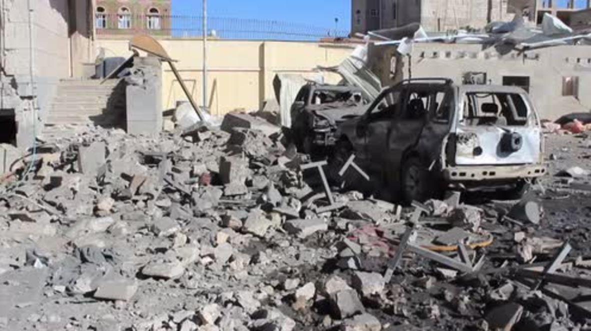 Yemen: 39 muertos en un ataque de la coalición saudí sobre un centro de detención hutí - Informes locales