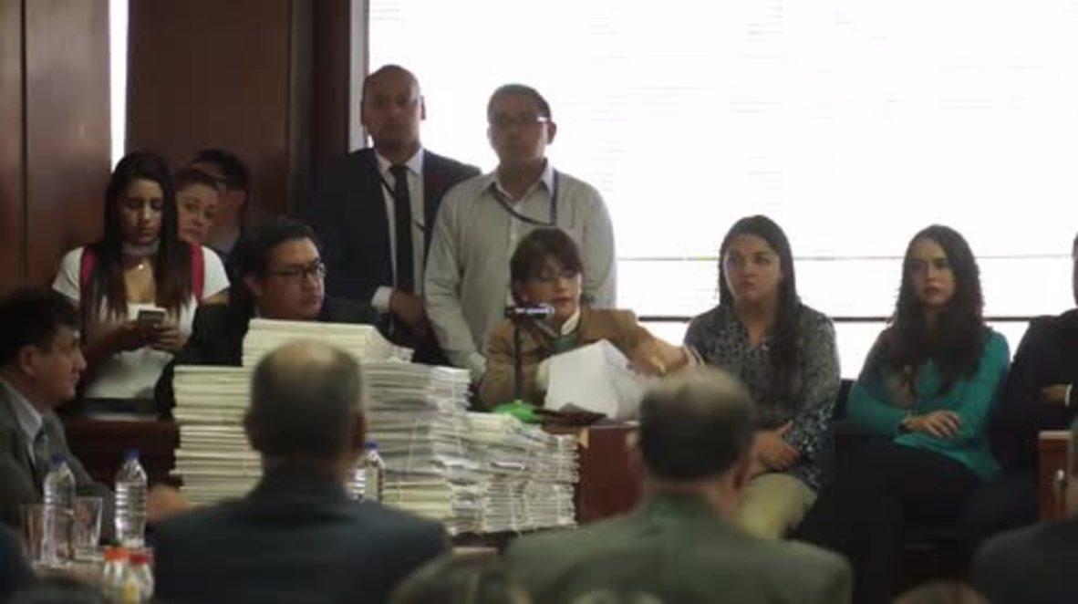 Ecuador: VP Jorge Glas sentenced to six years for corruption