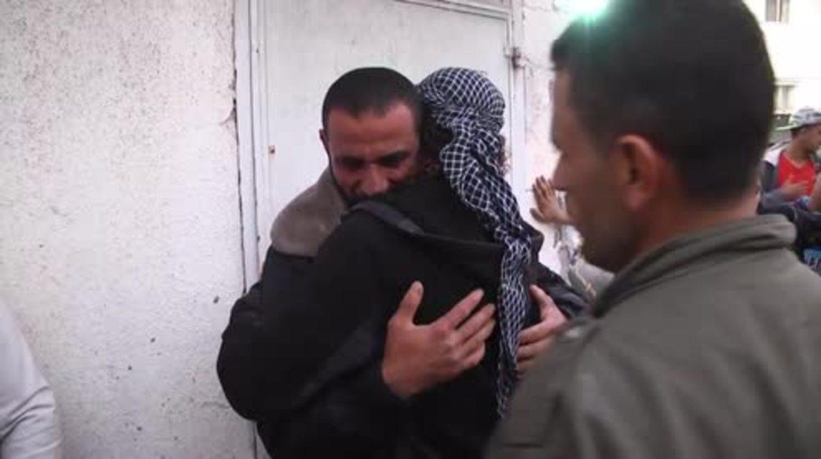 Estado de Palestina: Soldados israelíes fusilan a un hombre palestino en Ramallah *GRÁFICO*