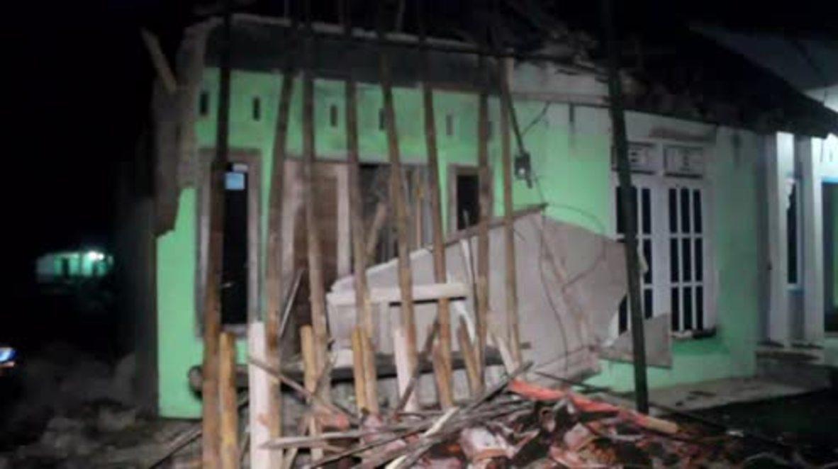 Indonesia: 6.5 magnitude earthquake rocks Java
