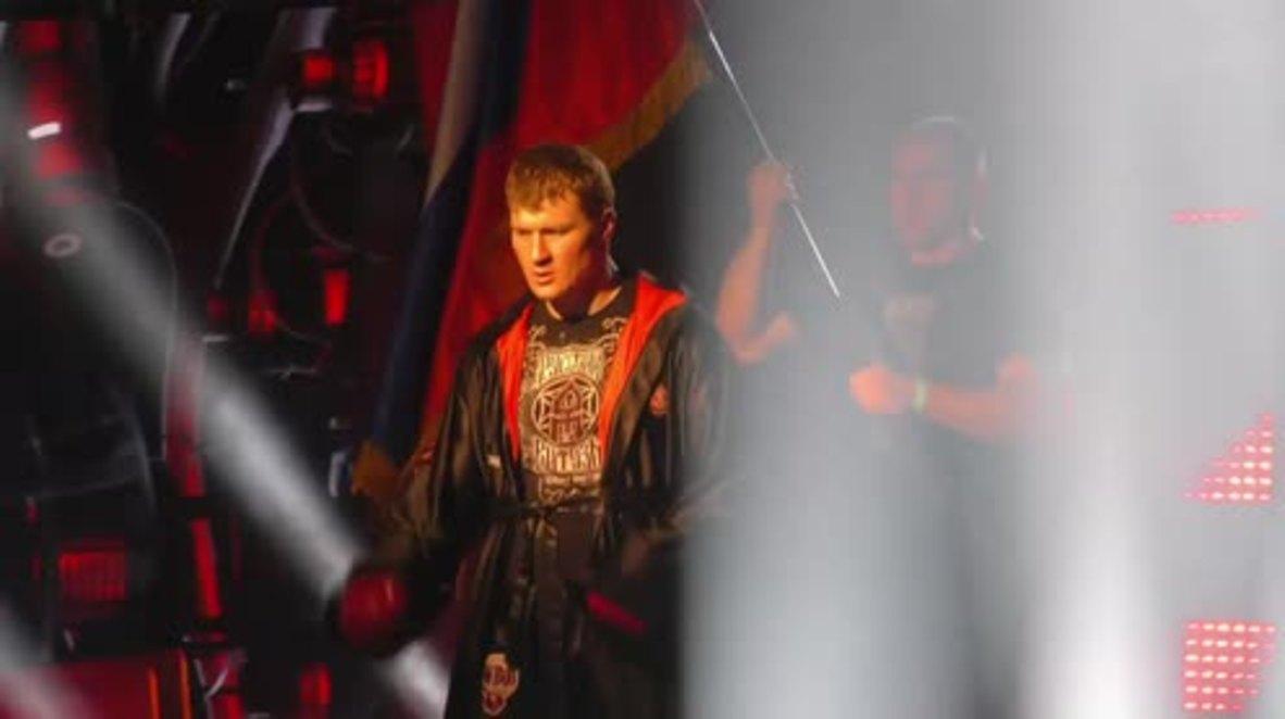 Russia: Povetkin beats Hammer, clearing way to WBA champion title