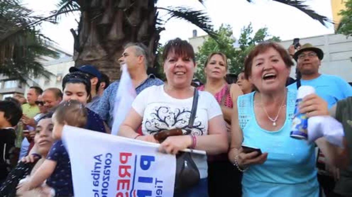 Chile: El ex mandatario conservador Sebastián Piñera regresa al poder.