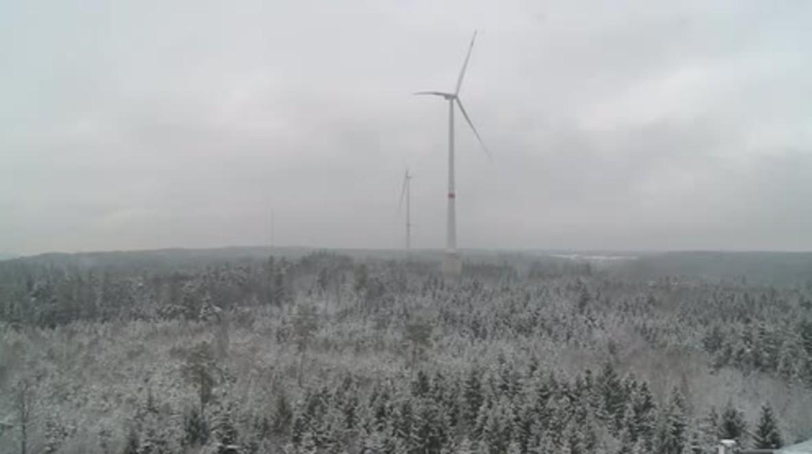Germany: World's tallest wind turbine gets going in Gaildorf