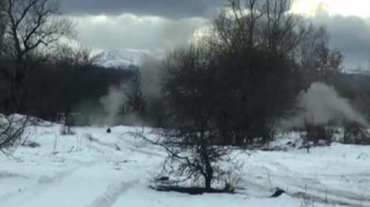 Russia: IS-linked terror suspects 'neutralised' in Karachay-Cherkess
