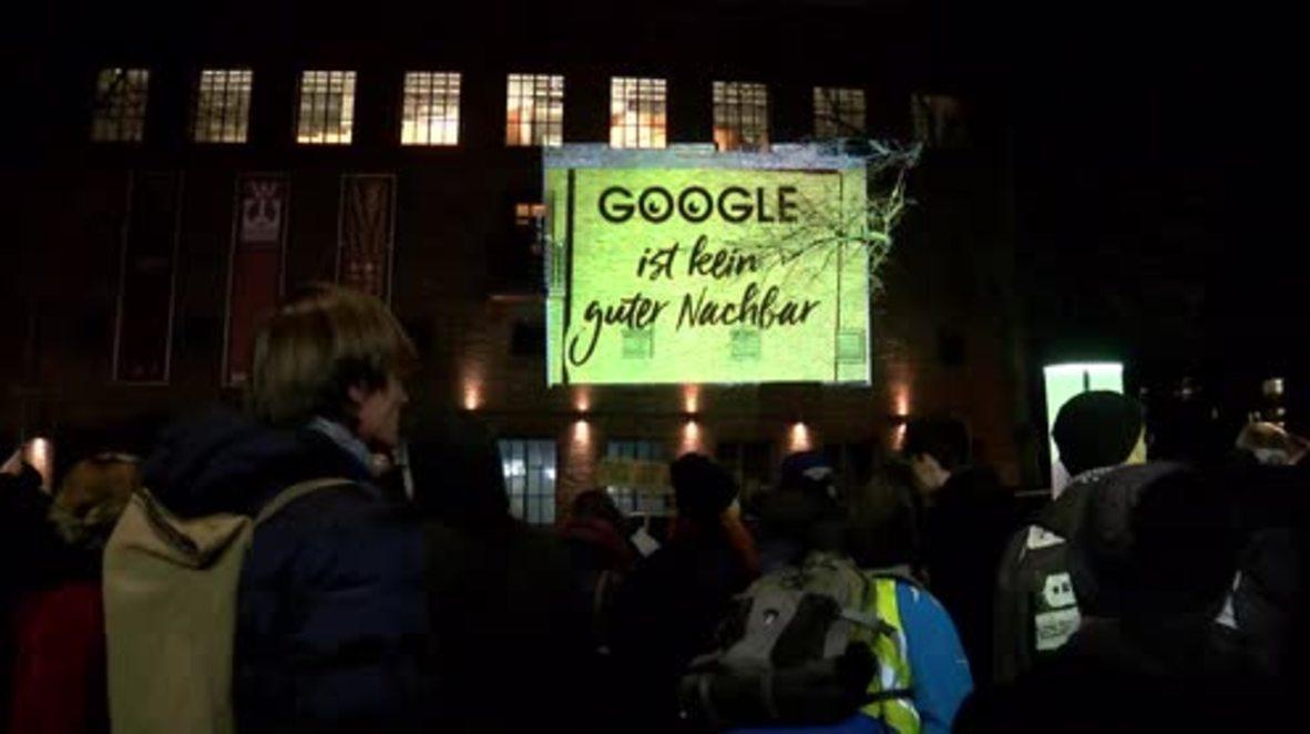 Germany: 'You're not good neighbours' - Kreuzberg tells Google where to go