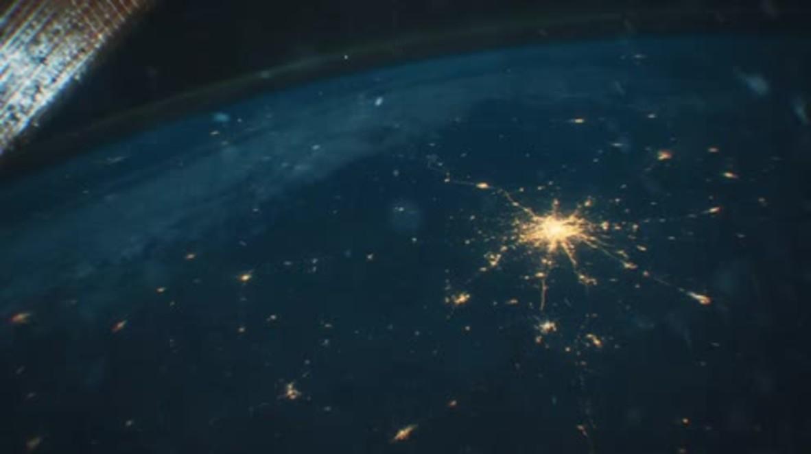 EEI: Cosmonauta toma espectaculares fotografías de las ciudades anfitrionas del Mundial de fútbol