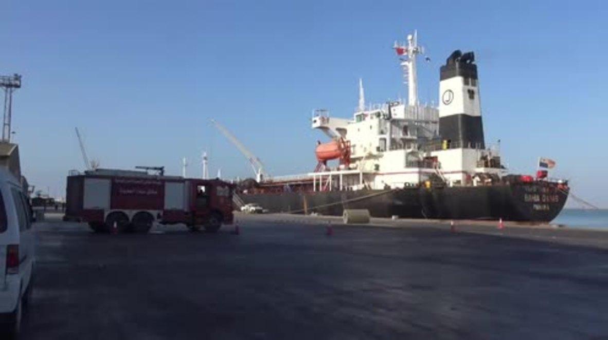 Yemen: Fuel vessel arrives after Saudi lifts blockade of Hudaydah port