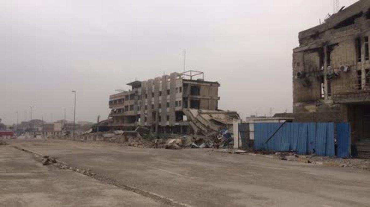 Irak: Mosul continúa sin signos de recuperación 5 meses después de la derrota del EI *FOTOGRAFÍAS*
