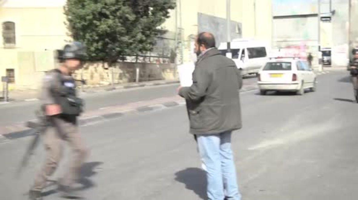 Estado de Palestina: Fuerzas israelíes arrestan al activista palestino Munther Amira