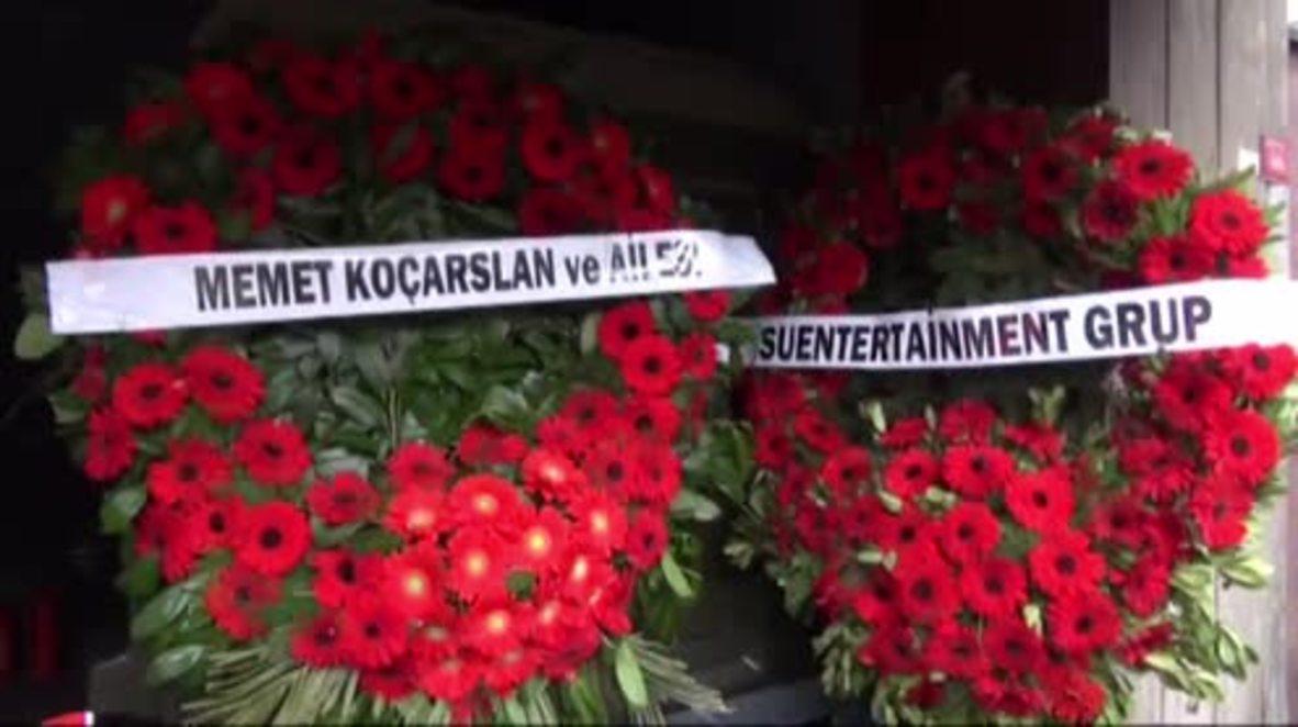 Turquía: Estambul rinde homenaje a las víctimas del ataque del club nocturno Reina