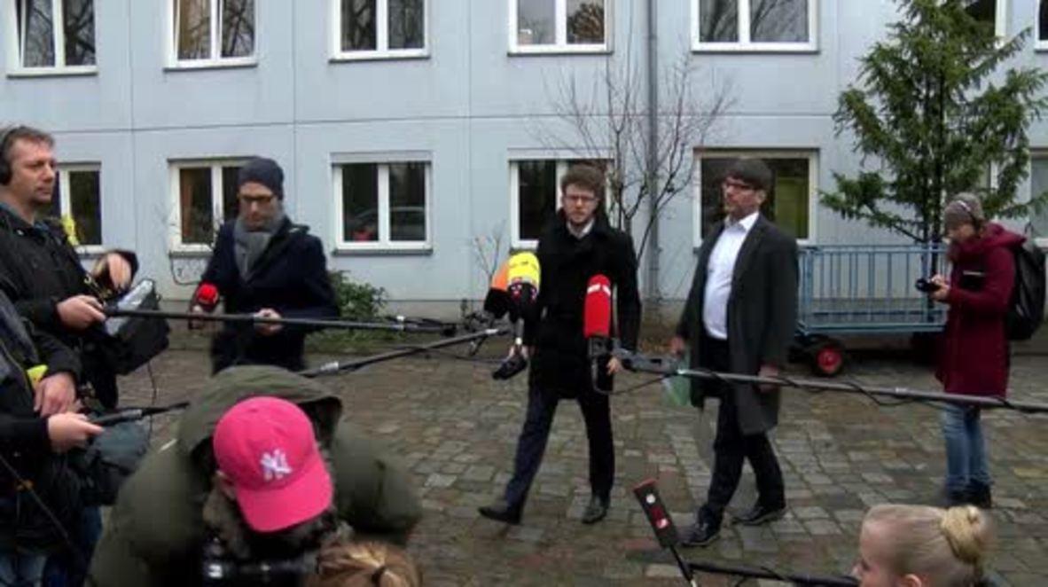 Alemania: Prisión de Berlín en la mira después de que nueve reclusos se dieron a la fuga