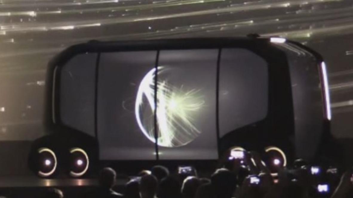 EE.UU.: Toyota presentó su prototipo de vehículo autónomo e-Palette en CES