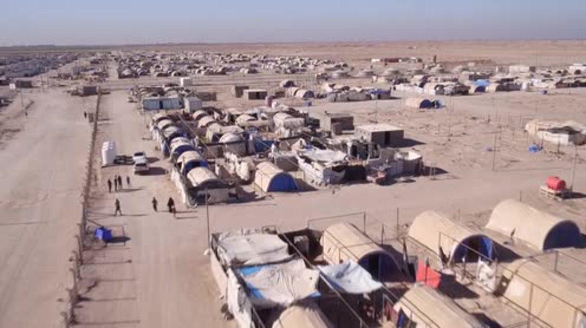 Irak: Desplazados en los campos se quejan de la inseguridad mientras el gobierno alienta el retorno voluntario