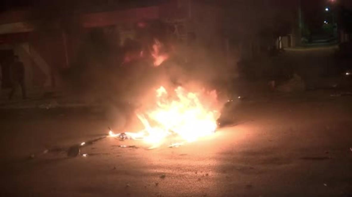 Túnez: Incendios en Tebourba en medio de las protestas contra las políticas de austeridad