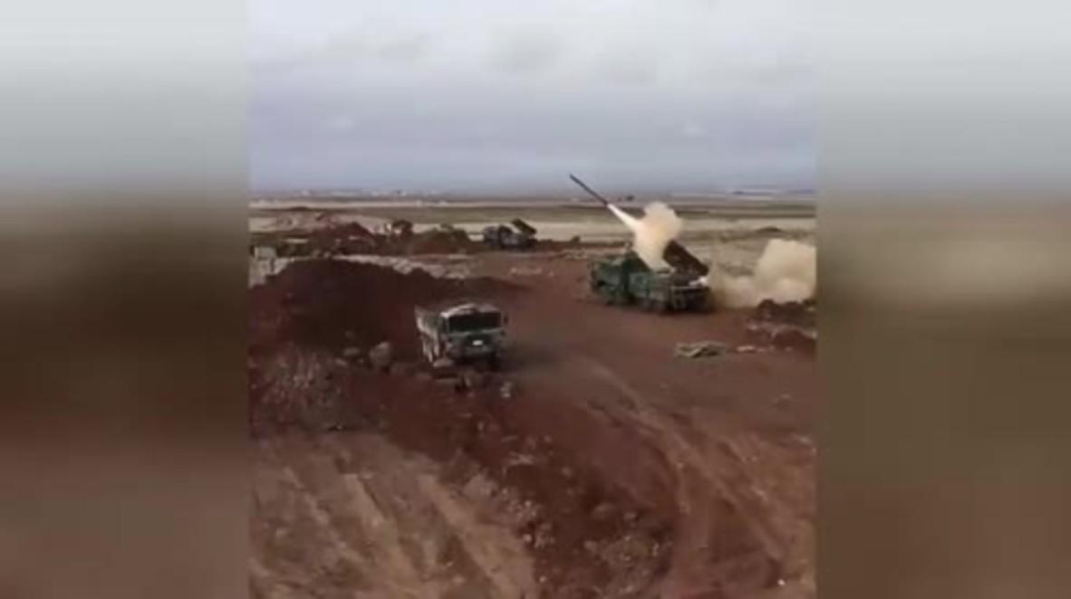 Turkey: Turkish rockets fire on Kurdish-held targets in Afrin
