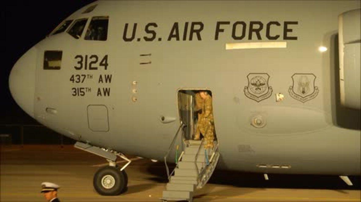 Israel: US Vice President Mike Pence lands in Israel