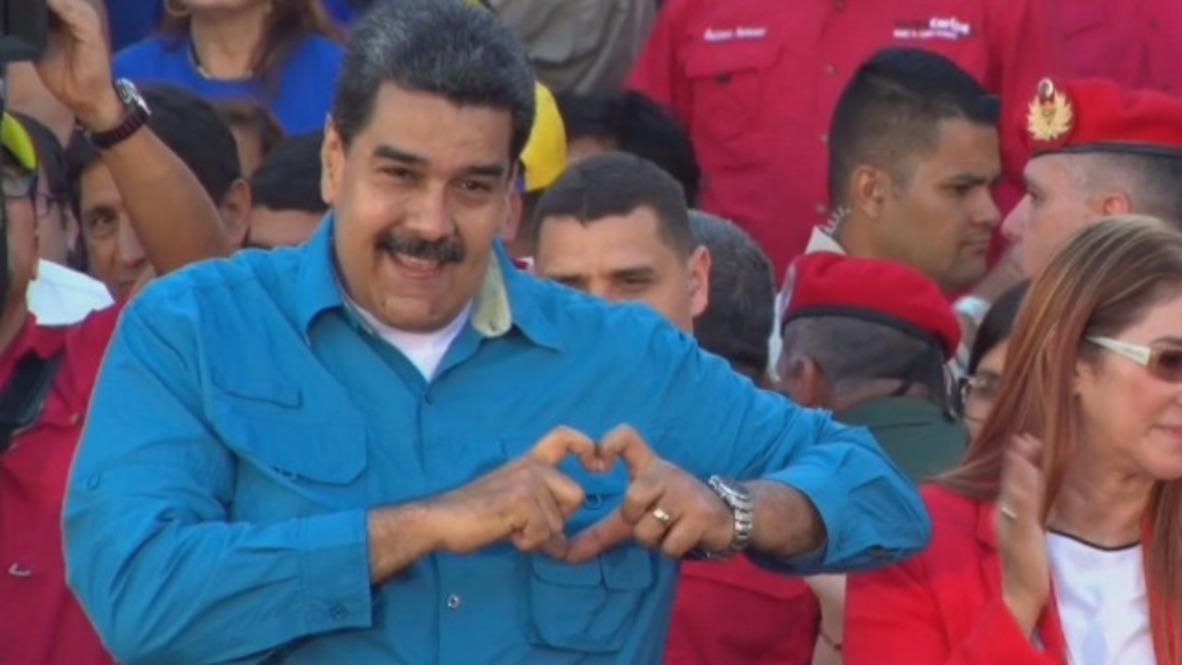 Venezuela: Maduro sets sights on re-election despite condemnation
