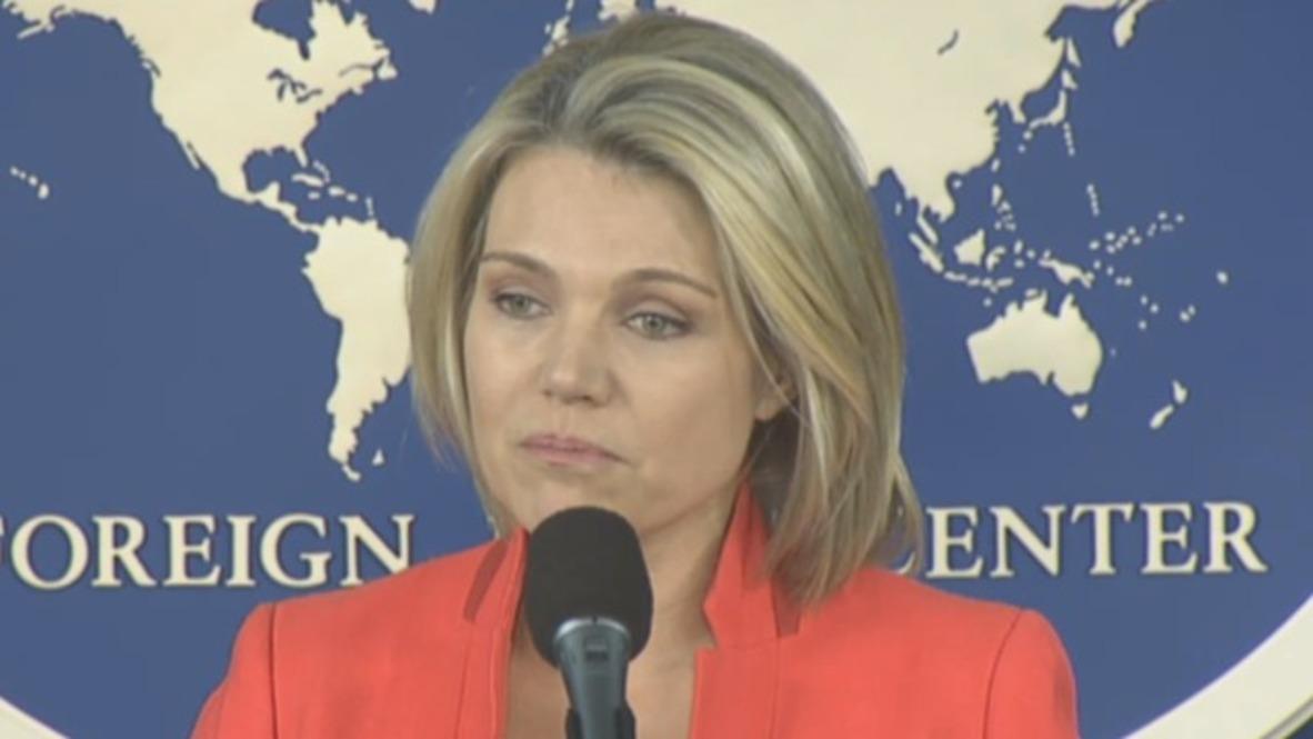 """EE.UU.: """"Turquía ha quitado el ojo del EI"""" - Departamento de Estado sobre la operación en Siria"""