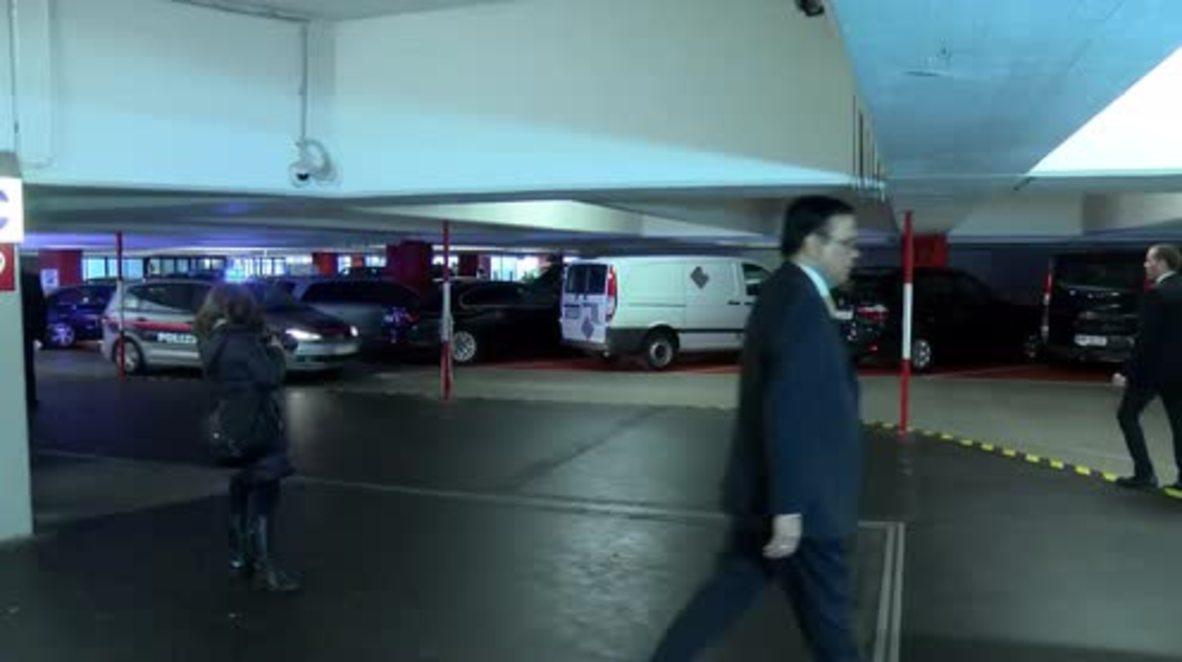 Austria: UN-mediated peace talks aim 'to bring Syria back to life' - SNC