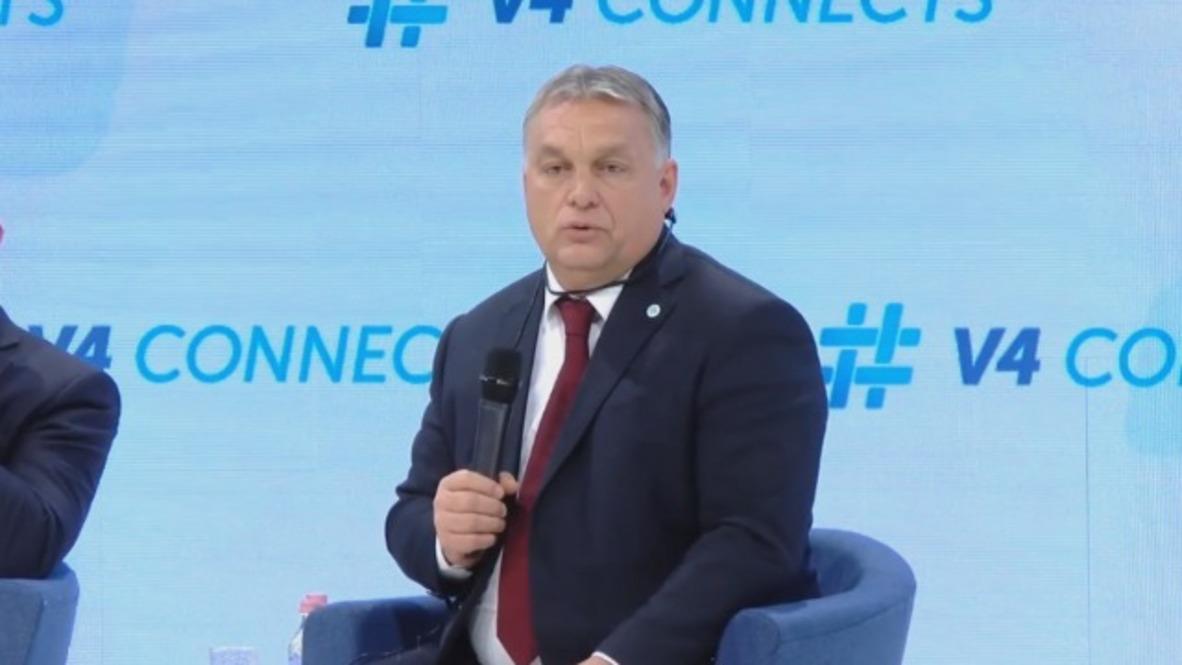 Hungary: Orban says UN global migration agreement 'dangerous'
