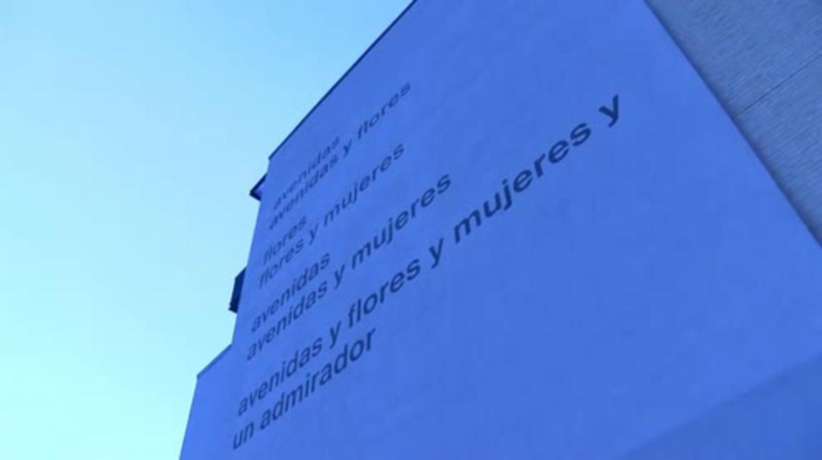 Alemania: Universidad de Berlín borrará un poema en español de su fachada por sexista