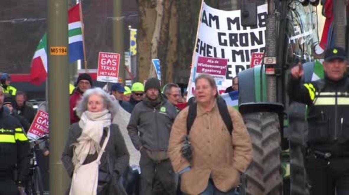 Netherlands: Groningen locals demand an end to regional fracking