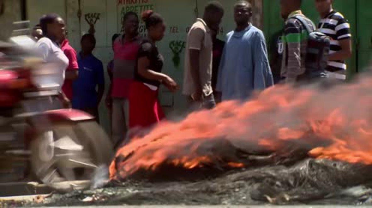 Kenia: Enfrentamientos en el barrio de Nairobi tras el arresto del líder de oposición