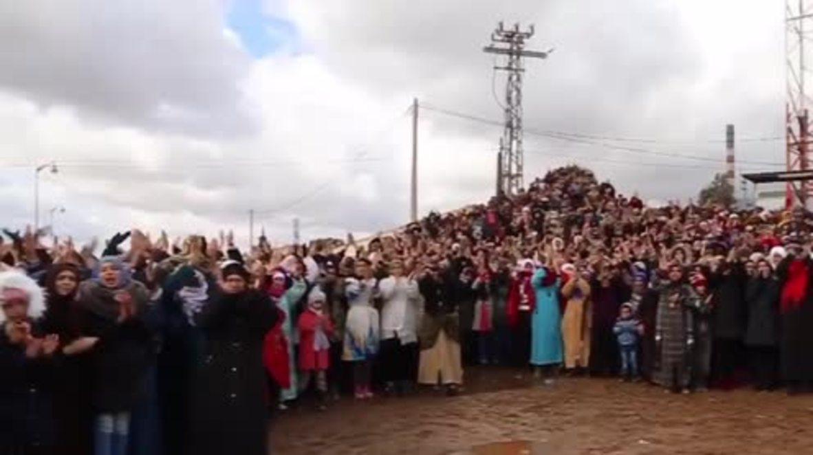 Marruecos: Muere un minero en medio de protestas por la muerte de otros dos.