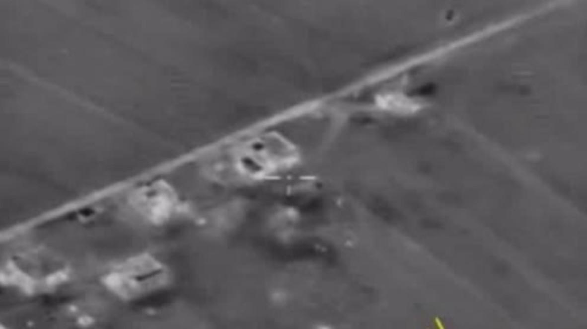 Siria: Ataques aéreos rusos matan a al menos 30 militantes en el área donde el Su-25 fue derribado