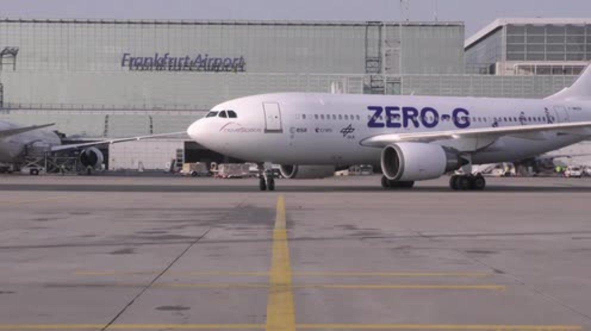 """Alemania: """"¡La mejor experiencia!"""" El club nocturno Zero-G aterriza en Frankfurt"""